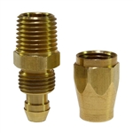 Coilhose PRM0404 Polyurethane Reusable Rigid 1/4 in. x 1/4 in.