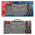 Cooper Hand Tools CTK148MP 148 Piece Professional Tool Set