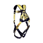DBI Sala Delta Vest-Style Harness - Tongue Buckles - 1102000