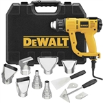 D26960K Heavy Duty Heat Gun with LCD Display and Kit Box by Dewalt