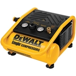 Dewalt D55140 Heavy-Duty 1 Gallon Trim Air Compressor