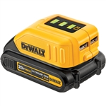 DCB090 12V/20V USB Power Source by DeWalt