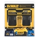 Dewalt DCB102BP - Dewalt Charging Station for DEWALT MAX* with Battery (DCB204), iPhones, iPads, Bluetooth Headsets, USB Devices