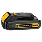 Dewalt DCB201 20V 1.5ah Battery Pack