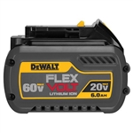 Dewalt FLEXVOLT 20/60V MAX Battery Pack 6.0AH