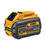 Dewalt DCB609 FLEXVOLT 20-Volt 60-Volt MAX Lithium-Ion Battery Pack 9.0Ah