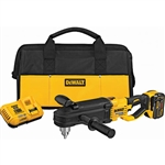 DeWalt DCD470X1 60V MAX In-Line Stud and Joist Drill with E-Clutch System 9 Ah Kit