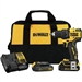 DeWalt DCD708C2 20V MAX Brushless Compact 1/2 in. Drill/Driver Kit 1.5 Ah