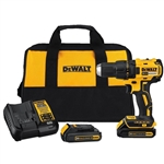 DeWalt DCD777C2 20V MAX Compact Brushless Drill/Driver