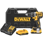 DeWalt DCD791D2 20V Li-Ion Brushless Compact Drill / Driver Kit