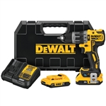 DeWalt DCD797D2 20V MAX XR Tool Connect Hammerdrill Kit