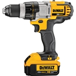DCD980M2 20V MAX Cordless 3-Speed Drill/Driver Kit by Dewalt
