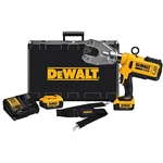 DeWalt DCE350M2 20V MAX Dieless Cable Crimping Tool Kit