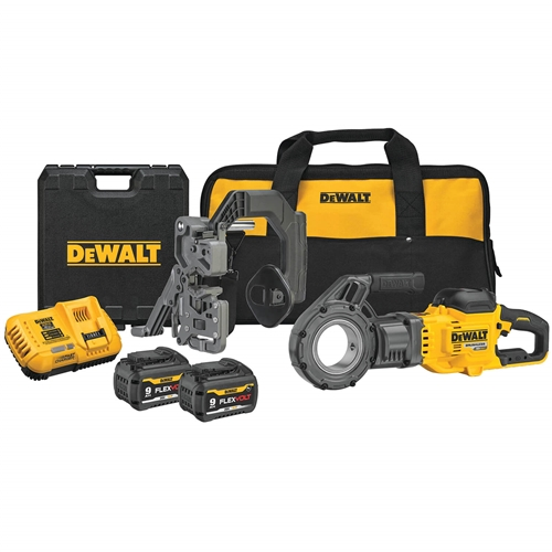 DeWalt DCE700X2 FlexVolt 60V MAX Cordless Pipe Threader Kit
