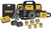 DeWalt DCE700X2K 60v MAX Flexvolt Pipe Threader Kit With Die Heads