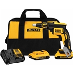 Dewalt DCF620D2 20V MAX XR Cordless Lithium-Ion Brushless Drywall Screwgun Kit