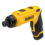 DCF680N1 8V MAX Gyroscopic Screwdriver 1 Battery Kit by Dewalt