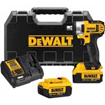 DeWalt DCF880M2 20V MAX 1/2 in. Impact Wrench Kit