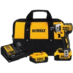 DeWalt DCF890M2 20V MAX XR 3/8 in. Compact Impact Wrench Kit (4.0 AH)