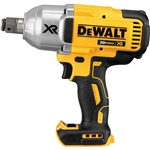 "Dewalt 10.625 20V 3/4"" High Torque Brushless Impact Wrench (Bare) - CORDLESS FASTENING - 20V (DW HI TRQ WREN"