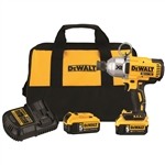 "Dewalt DCF898P2 20V  7/16"" High Torque Brushless Impact Wrench Kit - CORDLESS FASTENING - 20V (DW HI TRQ WREN"