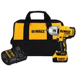 DeWalt DCF899M1 20-Volt Max XR Li-Ion Brushless High Torque 1/2 in. Impact Wrench with Dentent Pin Anvil (4.0 Ah)