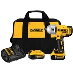 DeWalt DCF899P2 20V MAX XR High Torque 1/2 in. Impact Wrench with Detent Pin Anvil Kit (5.0 Ah)