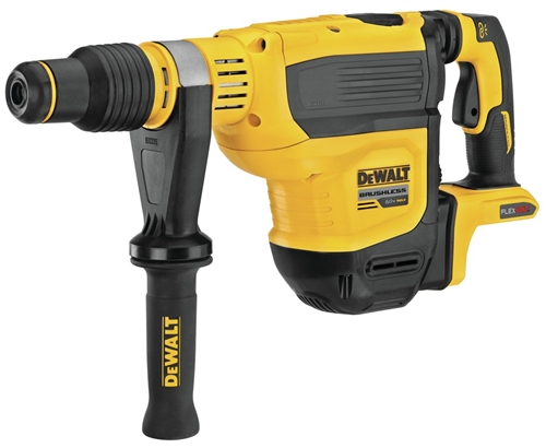 DeWalt DCH614B 60V MAX* 1-3/4 in. SDS Max Brushless Combination Rotary Hammer