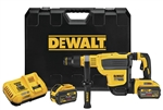 DeWalt DCH614X2 60V MAX* 1-3/4 in. SDS MAX Brushless Combination Rotary Hammer Kit