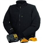 DeWalt DCHJ060ABD1 Heated Jacket Kit, Black