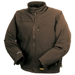 DeWalt DCHJ060ATB Heated Jacket with Adapter, Tobacco