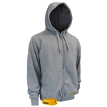 DeWalt DCHJ080B Men's French Terry Heated Hoodie