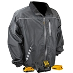 DeWalt DCHJ087BB Lightweight Poly Shell Jacket