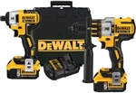 Dewalt DCK296P2 20V MAX  LI-ION Hammerdrill and Impact Driver Kit with 5AH Battery
