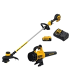 DeWalt DCKO97M1 20V MAX String Trimmer/Blower Combo Kit