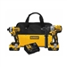 DeWalt DCKTC299P2BT Tool Connect 20V MAX 2 Tool Combo Kit with Bluetooth Batteries