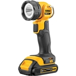 DeWalt DCL040 20V MAX* Lithium Ion LED Work Light