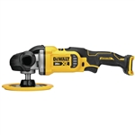 DeWalt DCM849B 20V 7 in. Variable Speed Rotary Polisher Bare Tool