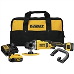 DeWalt DCM849P2 20V MAX XR 7 in. Cordless Variable Speed Rotary Polisher Kit