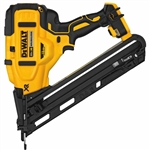 DeWalt  DCN650B 20-Volt Max XR 15-Gauge Angled Finish Nailer (Tool-Only)