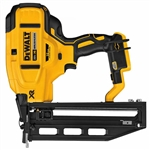 DeWalt DCN662B 20V MAX XR 16 Ga Cordless Straight Finish Nailer