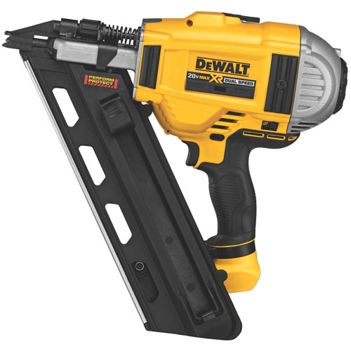 DeWalt DCN692B 20V MAX Cordless 30 Degree Paper Collated Framing Nailer