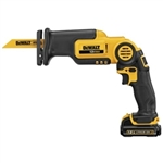 Dewalt DCS310s1 Cordless Reciprocating 12V Saw