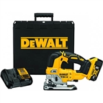 DeWalt DCS334P1 20V MAX XR Cordless Jig Saw Kit