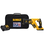 DeWalt DCS367D1 20V Cordless Reciprocating Saw Kit