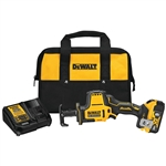 DeWalt DCS369P1 20V MAX Cordless One-Handed Reciprocating Saw Kit