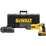 DCS380P1 20V MAX Lithium Ion Reciprocating Saw Kit by Dewalt Tools