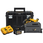 DeWalt DCS520T1 60V MAX 6-1/2 in. Cordless Tracksaw Kit