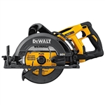 FLEXVOLT 60V MAX 7-1/4 Inch Worm Drive Style Saw (Tool Only)
