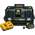 DeWalt DCV585T2 FlexVolt 60V Dust Extractor Kit
